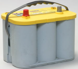 Что такое батарея AGM?