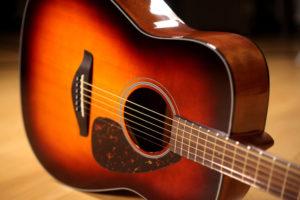 Акустика, электрогитара или бас-гитара?