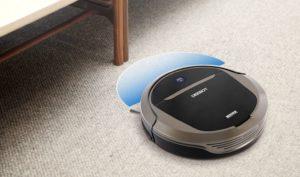 Виды роботов-пылесосов