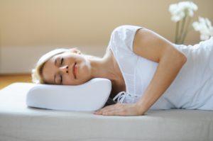 Зачем нужна ортопедическая подушка
