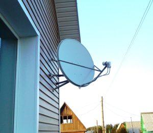 Какое спутниковое телевидение выбрать для дачи