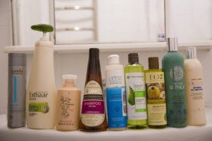 Как выбрать хороший шампунь?