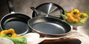 Как определиться с размером и формой сковороды