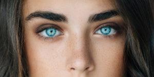 Линзы не раздражают глаза