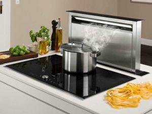 Принцип работы кухонных вытяжек