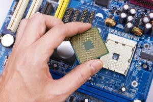 Сокет или тип разъема процессора