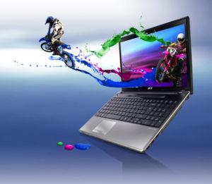 Составляющие компьютера